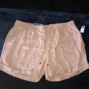 Old Navy Light Pink Shorts